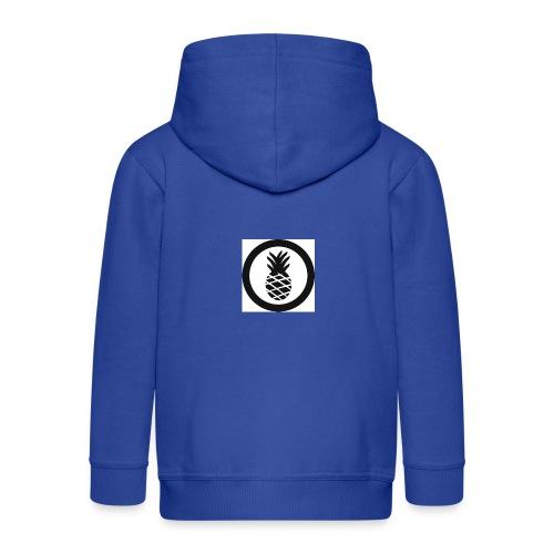 Hike Clothing - Kids' Premium Hooded Jacket