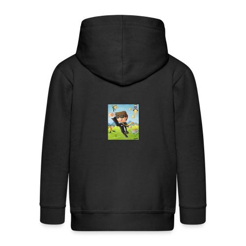 Omgislan - Kids' Premium Zip Hoodie