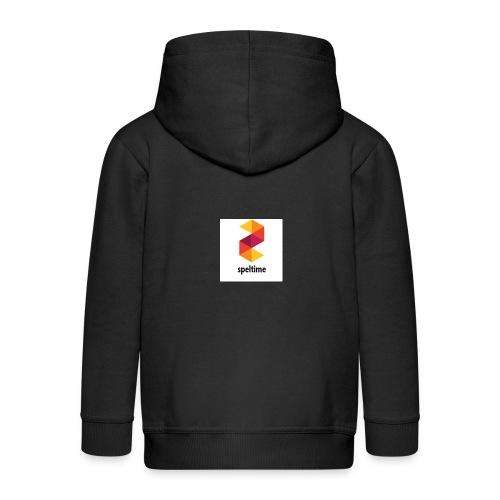 Logo 2 - Premium-Luvjacka barn