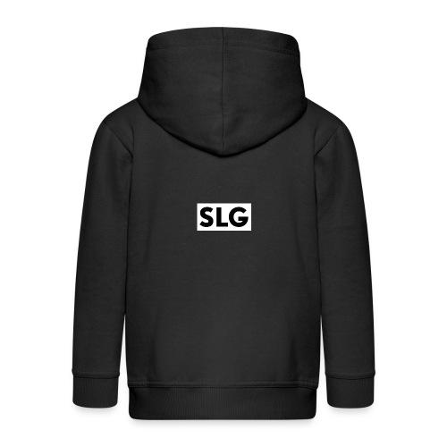 slg - Kids' Premium Zip Hoodie