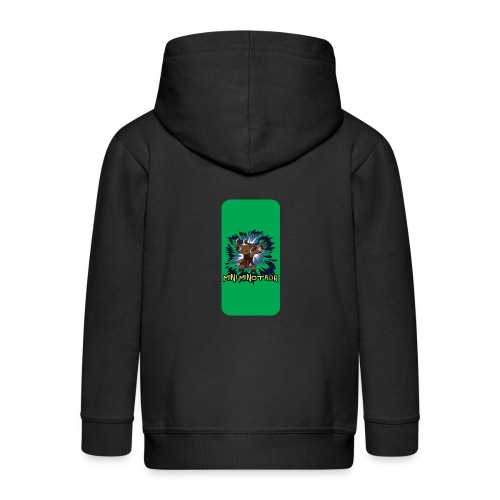 iphone 44s02 - Kids' Premium Zip Hoodie