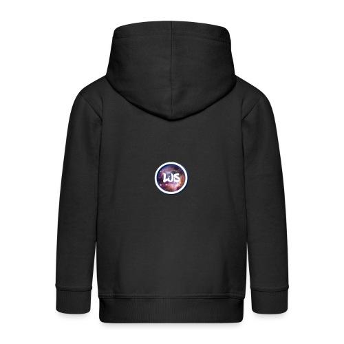 LJS merchandise - Kids' Premium Zip Hoodie