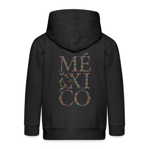 México - Kinder Premium Kapuzenjacke
