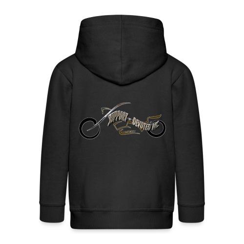 T-Shirt DEVOTEDMC mc Streetware - Premium Barne-hettejakke