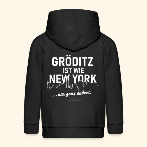Gröditz - Kinder Premium Kapuzenjacke