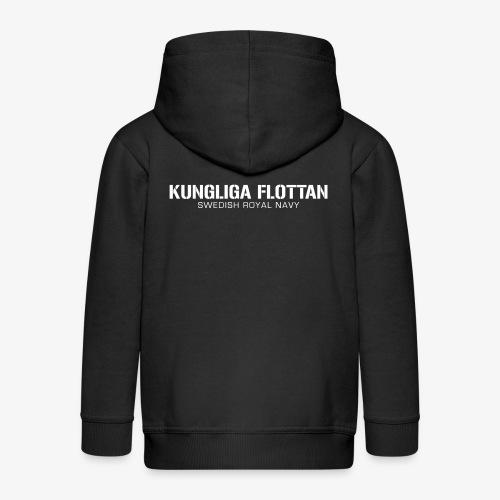 Kungliga Flottan - Swedish Royal Navy - Premium-Luvjacka barn