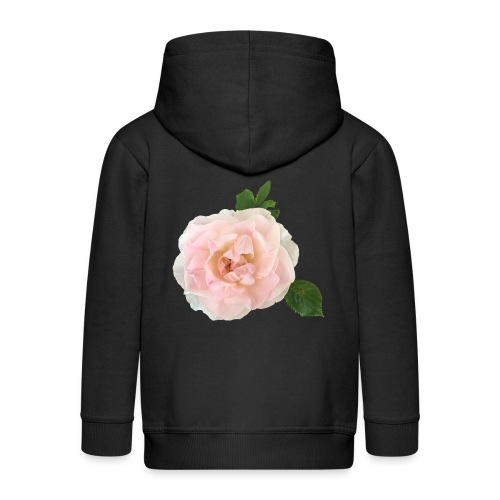Ruusu Morden Blush - Lasten premium hupparitakki