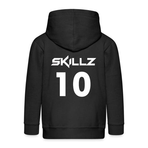 number ten hoodies - Kids' Premium Hooded Jacket