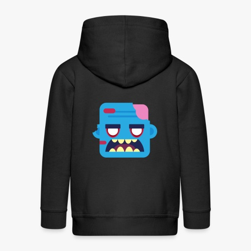 Mini Monsters - Zombob - Premium hættejakke til børn