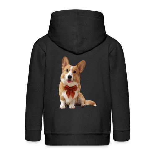 Bowtie Topi - Kids' Premium Hooded Jacket