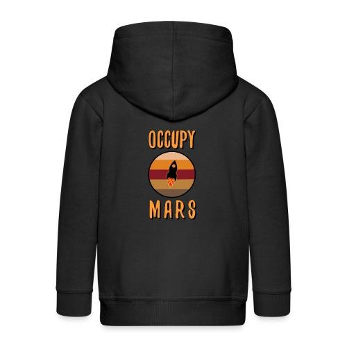 Occypy Mars - Premium-Luvjacka barn