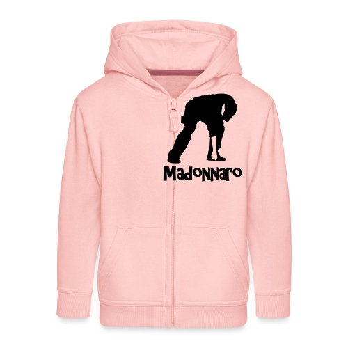 simpler version for logo - Kids' Premium Zip Hoodie