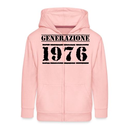 Generazione 1976 corsica corse - Veste à capuche Premium Enfant