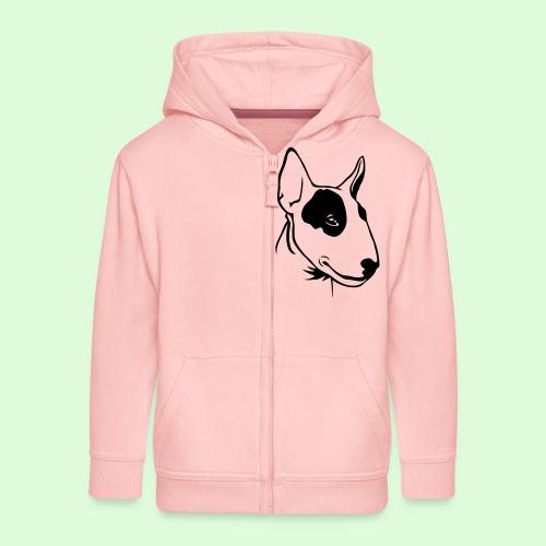 Bull Terrier - Veste à capuche Premium Enfant
