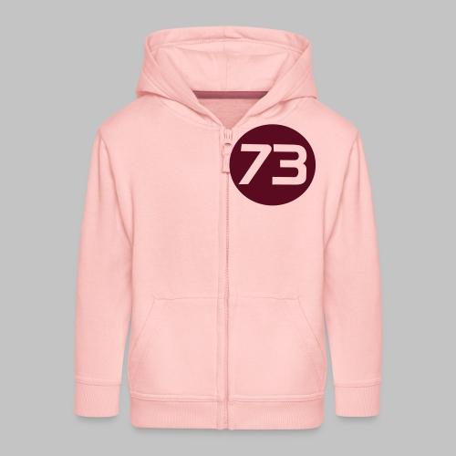 The perfect number - Kids' Premium Zip Hoodie
