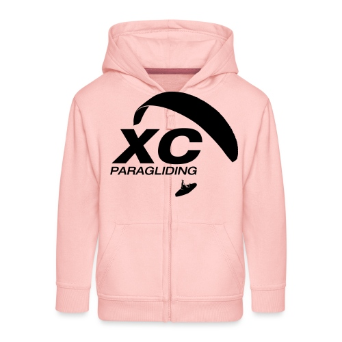 XC Paragliding - Kinder Premium Kapuzenjacke