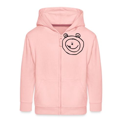 sneeuwbeer - Kinderen Premium jas met capuchon