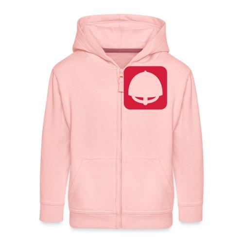 VHEH Sterkr 1 color - Kids' Premium Zip Hoodie