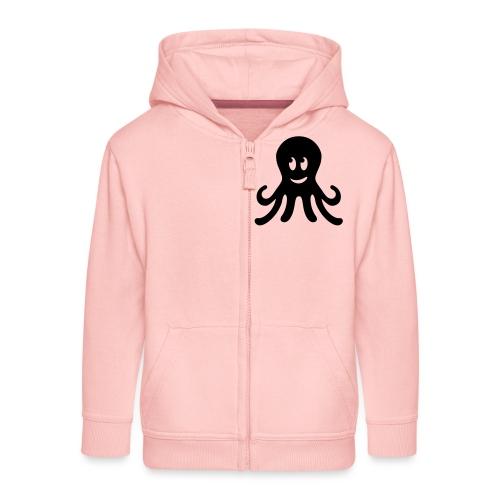 Octopus - Kinderen Premium jas met capuchon