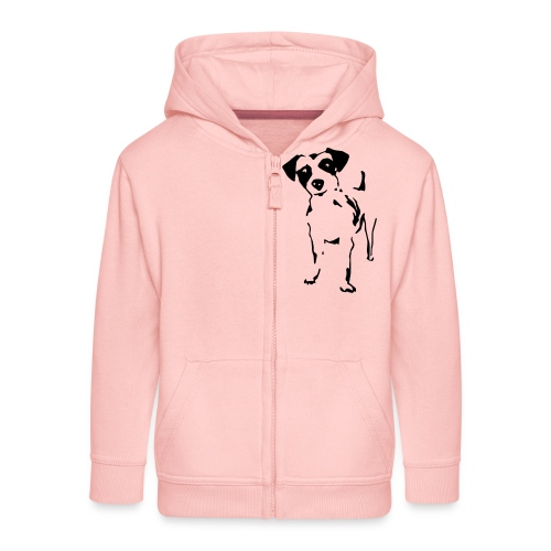 Jack Russell Terrier - Kinder Premium Kapuzenjacke