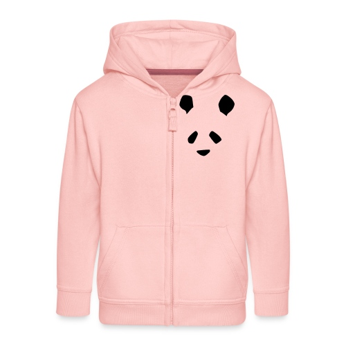 Simple Panda - Kids' Premium Zip Hoodie