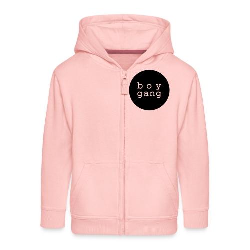 Shirt/Body: Boy Gang - Kinder Premium Kapuzenjacke