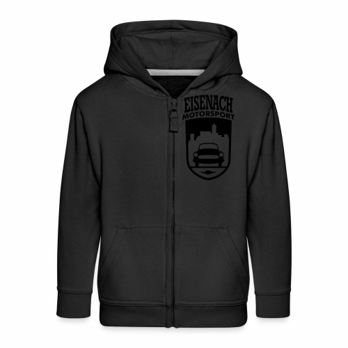 Wartburg Motorsport Eisenach Coat of Arms - Kids' Premium Zip Hoodie