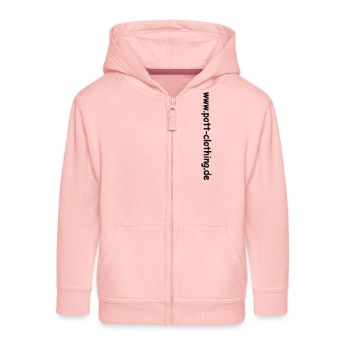 www pott clothing de - Kinder Premium Kapuzenjacke