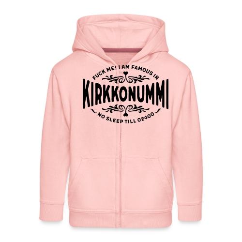 Kirkkonummi - Fuck Me - Lasten premium hupparitakki