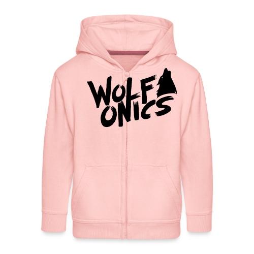 Wolfonics - Kinder Premium Kapuzenjacke