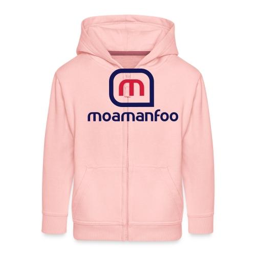 Moamanfoo - Veste à capuche Premium Enfant