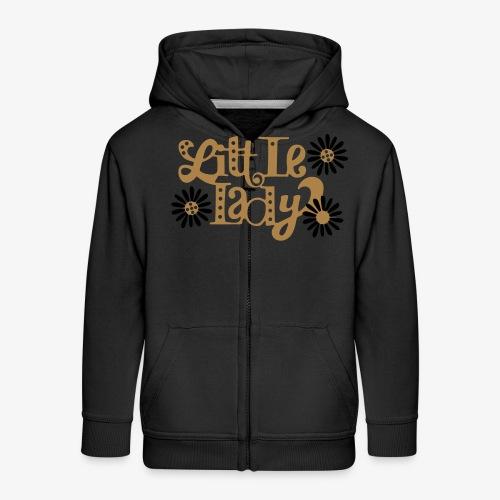 large_little-lady - Veste à capuche Premium Enfant