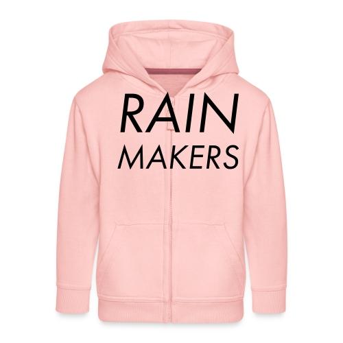 rainmakertext - Lasten premium hupparitakki