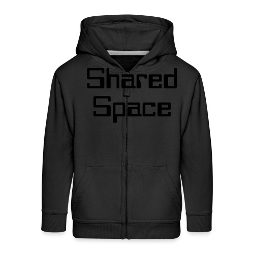 Shared Space - Kinder Premium Kapuzenjacke