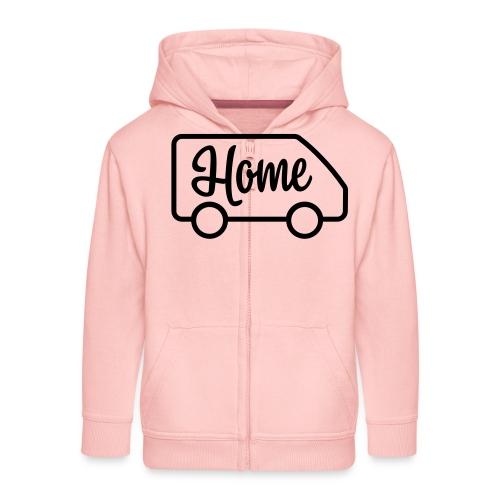 camperhome03a - Premium Barne-hettejakke
