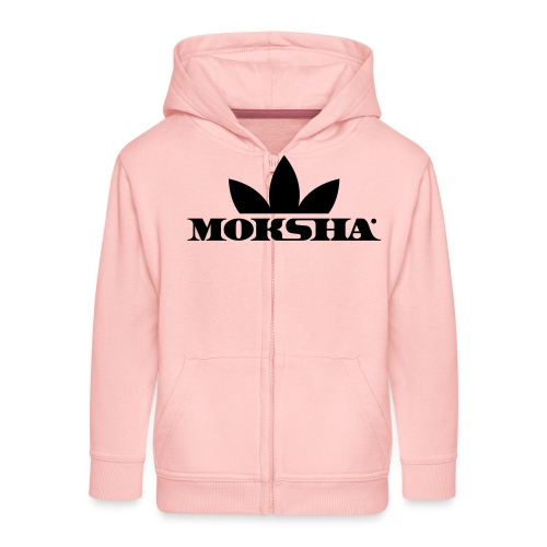 moksha_2 - Kinder Premium Kapuzenjacke