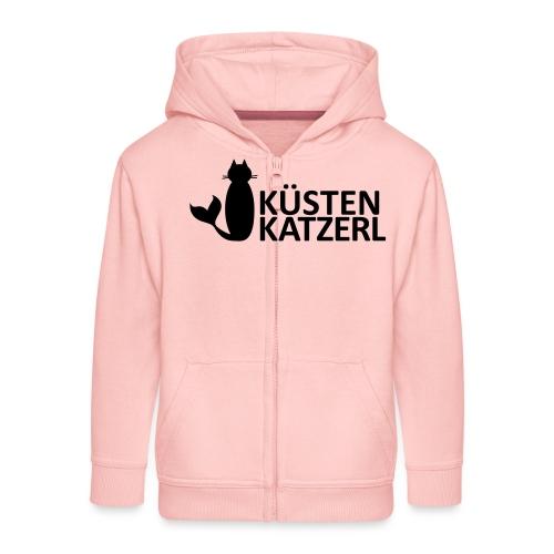 Küstenkatzerl - Kinder Premium Kapuzenjacke