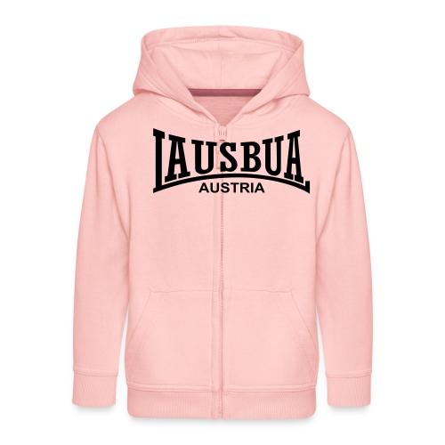 Lausbua Austria - Kinder Premium Kapuzenjacke