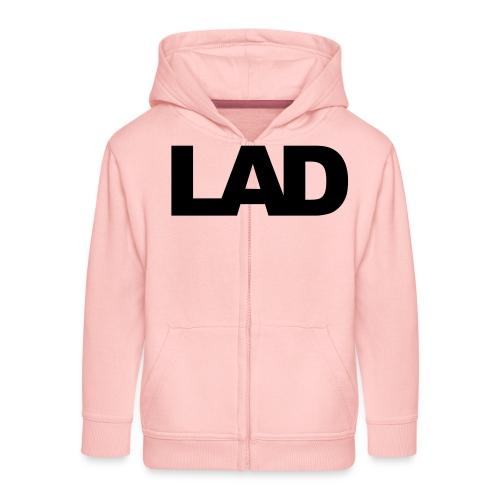 lad - Kids' Premium Zip Hoodie
