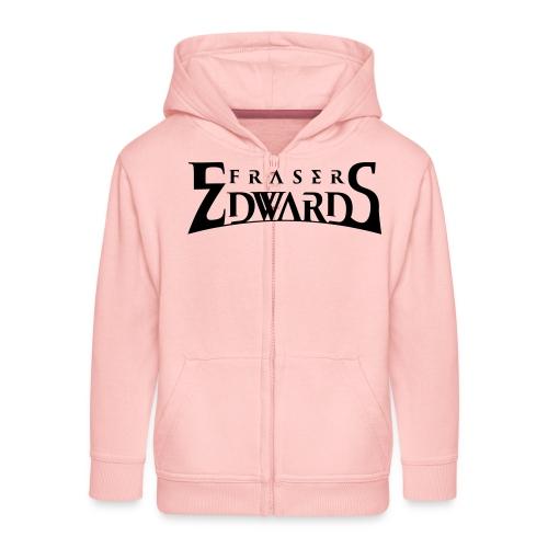 Fraser Edwards Men's Slim Fit T shirt - Kids' Premium Zip Hoodie