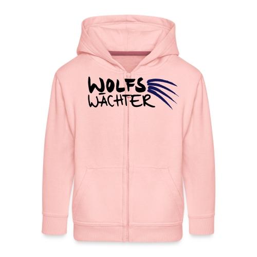 WolfsWächter - Kinder Premium Kapuzenjacke