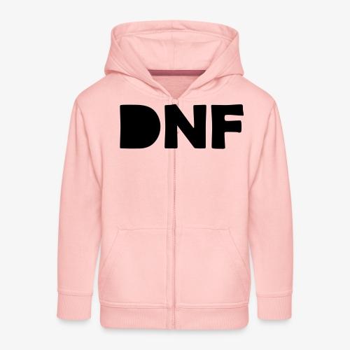 dnf - Kinder Premium Kapuzenjacke