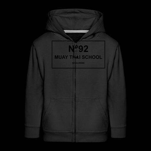MTS92 N92 - Veste à capuche Premium Enfant