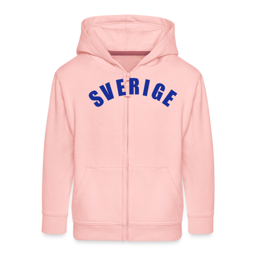 T-shirt, Sverige - Premium-Luvjacka barn