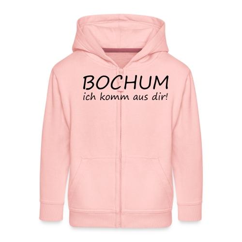 BOCHUM - Ich komm aus dir! - Kinder Premium Kapuzenjacke