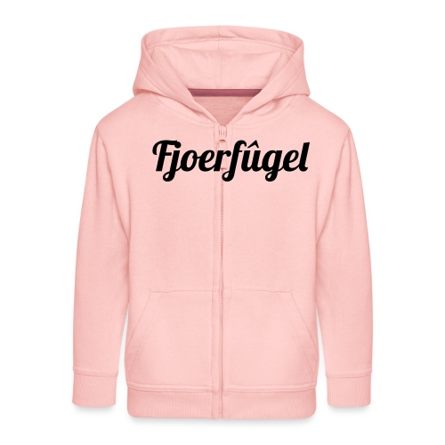 fjoerfugel - Kinderen Premium jas met capuchon
