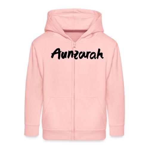 Aunzarah - Kinder Premium Kapuzenjacke