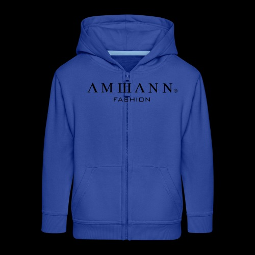 AMMANN Fashion - Kinder Premium Kapuzenjacke