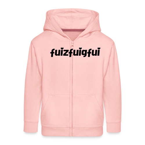 fuizfuigfui - Kinder Premium Kapuzenjacke