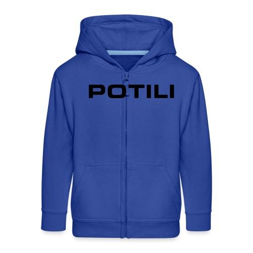 Potili - Kids' Premium Zip Hoodie